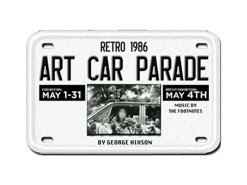 News_Art Car Parade_retro exhibit_photo exhibit_George Hixson