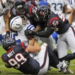 Andrew Luck Colts sacked