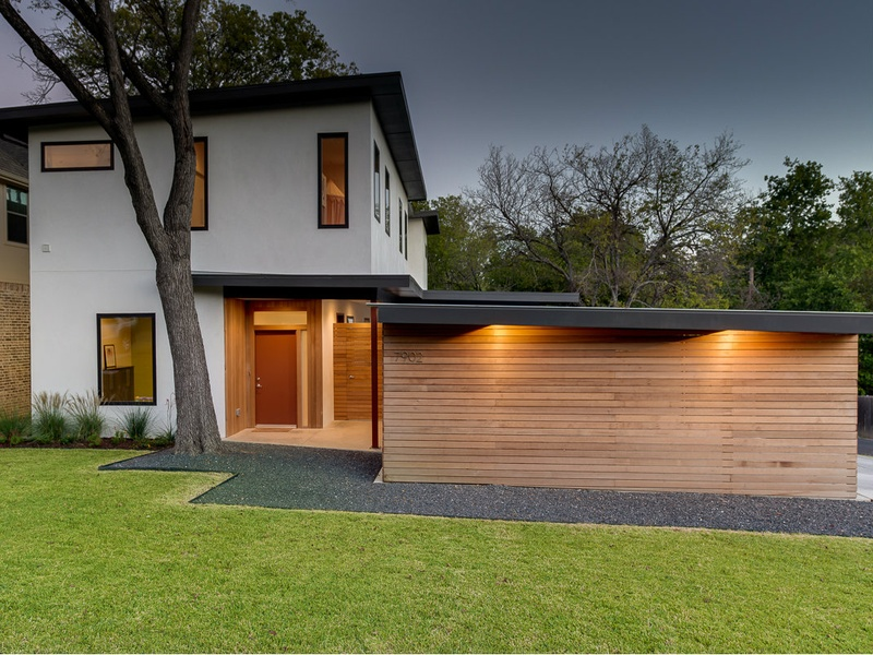 Slideshow Dallas Homebuilding Duo Lets The Light Into