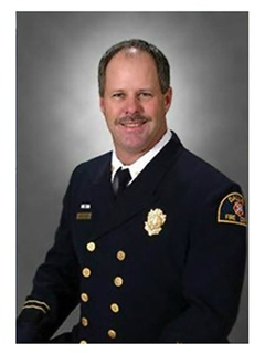 Dallas Fire-Rescue captain Kenny Harris