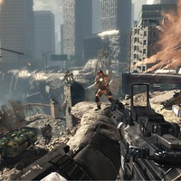 Call of Duty: Ghosts gameplay footage