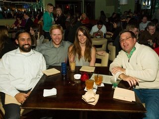 Omar Khan, Jason Young, Christine Magee, Karl Krieger