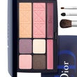 News_Kendall_Nordstrom_Dior_makeup_Blue Palette_eyeshadow