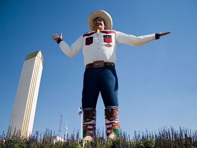 Big Tex, State Fair of Texas