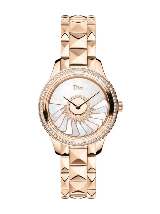 Zadok Switzerland watch event December 2014 DIOR VIII GB PLISSE SOLEIL