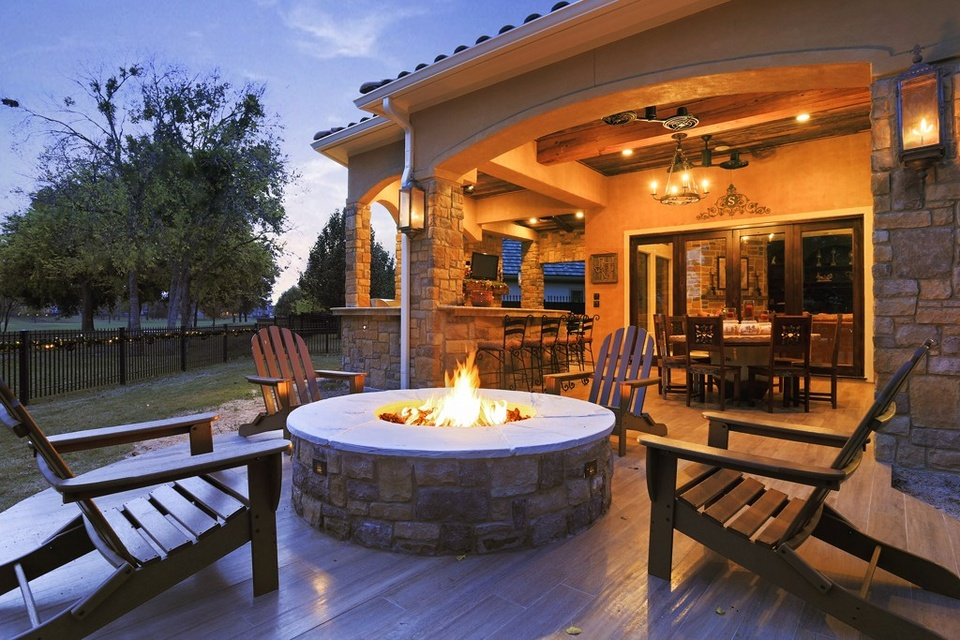 Daydream worthy Houston backyards perfect for outdoor