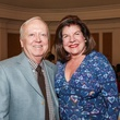 Bob Bibb and Julia Frankel at the Passion for Fashion luncheon March 2014