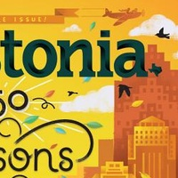 Houstonia Magazine cover