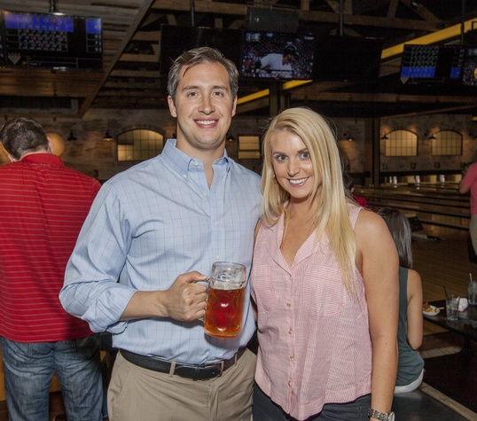 Bowl & Barrell, 7/16,  Luke Fertitta, Mary Kueser