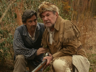 Griffin Dunne and Stuart Margolin in The Discoverers