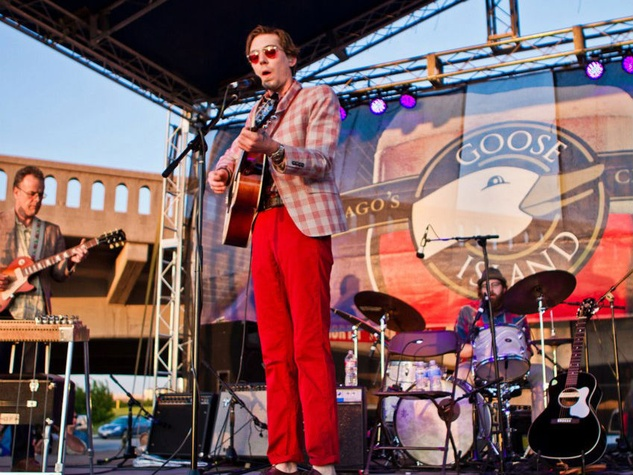 Justin Townes Earle at Untapped Festival