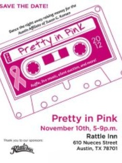 Austin Photo_Events_Pretty in Pink Party_Poster