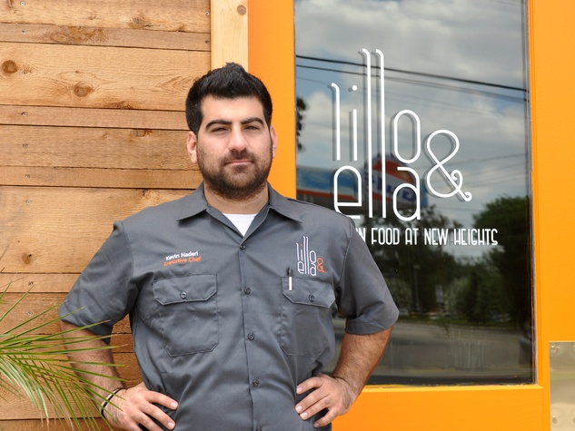 Lillo and Ella restaurant Kevin Naderi May 2014