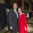 17 Anthony Yanez and Rosi Hernandez at the Latin Womens Initiative May 2014