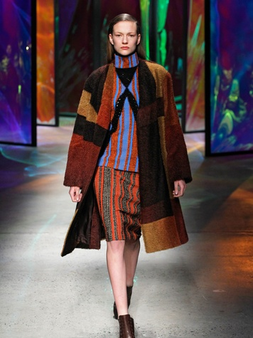 Clifford New York Fashion Week fall 2015 Thakoon April 2015 Look1