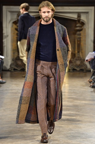Billy Reid fall 2014 collection look 31