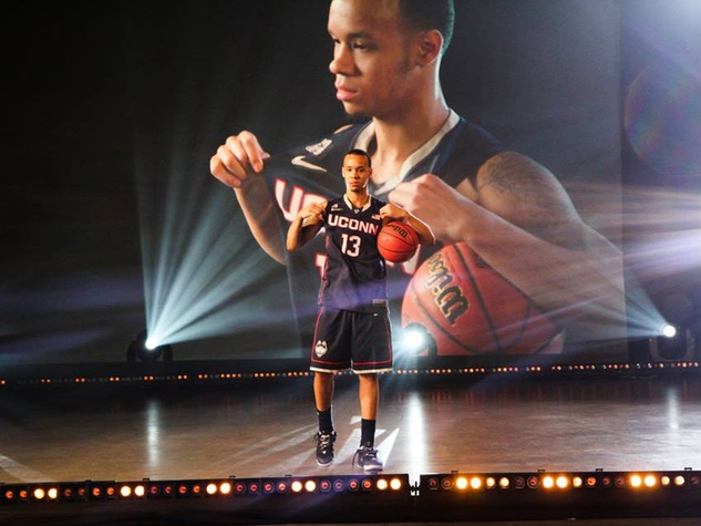 Shabazz Napier from Connecticut