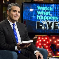 Andy Cohen Bravo TV host