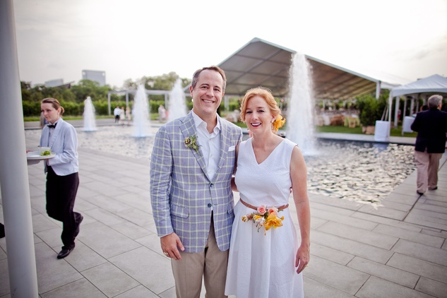 News, Shelby, Hermann Park Conservancy, Evening in the Park, April 2015,Troy and Allison Thacker