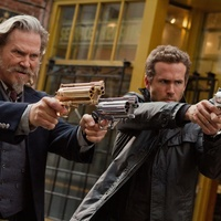 R.I.P.D. movie with Jeff Bridges and Ryan Reynolds July 2013