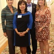 14, Citizen Schools luncheon, October 2012, Nicole Perdue, Diana DeLa Rosa, Todd Litton, Julie Price