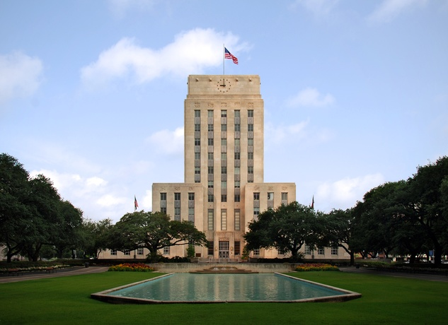 Preservation Houston Walking Tour: Civic Center and Theater District