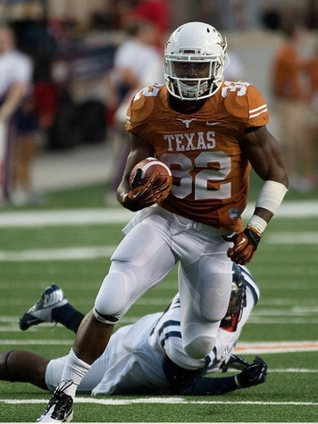 Longhorn Johnathan Gray