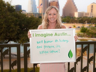 Austin Photo Set: News_Tavaner Sullivan_Imagine Austin_Oct 2011_board2