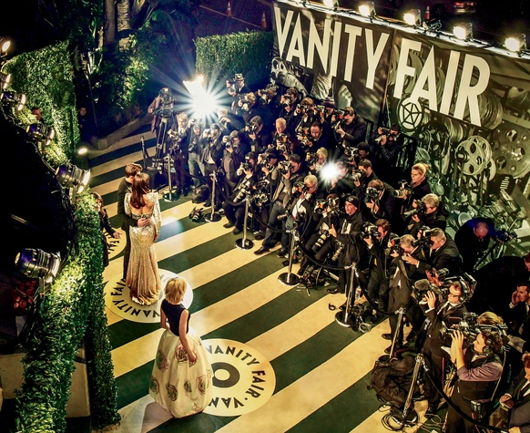 Vanity Fair Red Carpet for Neiman Marcus Christmas Book