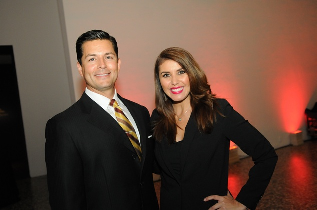 News, Shelby, Mayor's Hispanic Heritage Awards, Oct. 2015, Erik Barajas, Lizzett Lopez