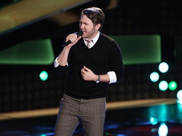 Luke Wade On The Voice
