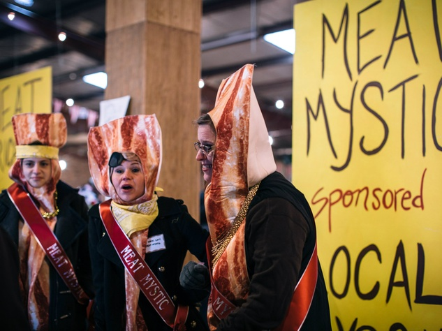 Meat Mystics at Meat Fight 2014