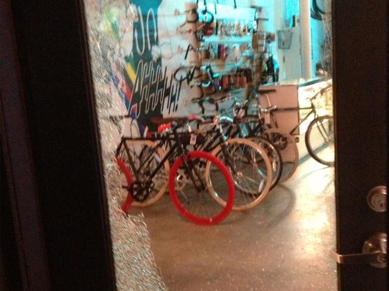 Montrose Houston Shopping Bici in Montrose Bicycle Shop