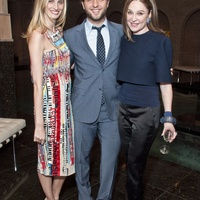 News_001_Derek Blasberg Book Party_October 2011_Lauren Santo Domingo_Derek Blasberg_Becca Cason Thrash