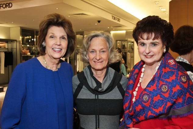 News, Shelby, Salvation Army Tea, Feb. 2015, Lilly Andress, Claudia Thornton, Carol Sharpe