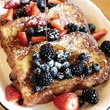 French toast, Kenny & Ziggy's New York Delicatessen