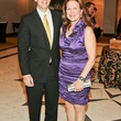 Medical Bridges gala, October 2012, Steve Howard, Dr. Patti Brock Howard