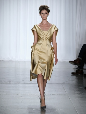 Fashion Week spring summer 2014 1 Zac Posen Neilson Barnard Getty Images for Mercedes-Benz Fashion Week Spring 2014