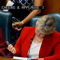 Mayor Annise Parker signs equal rights ordinance HERO May 28, 2014