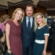 Kathryn and Ian Fay, from left, with Kimberly Miller at the SPA luncheon with Lauren Bush Lauren October 2014
