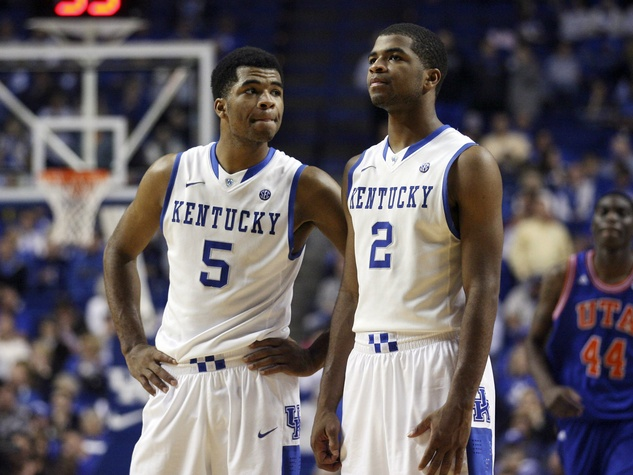 Harrison Twins Kentucky