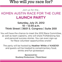 AustinPhoto:Events_RaceForCureLaunch_July2012