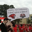 GameDay sign