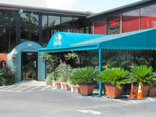 Cafe Adobe, entrance, restaurant