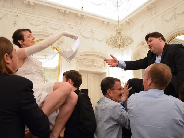 Ziggy gruber wedding