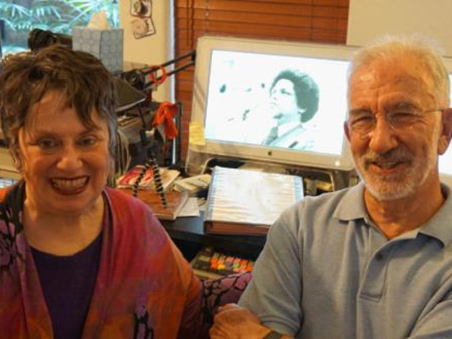 Barbara Friedman and Robert Cozens