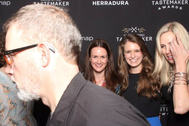 tastemaker awards, dallas, smile booth