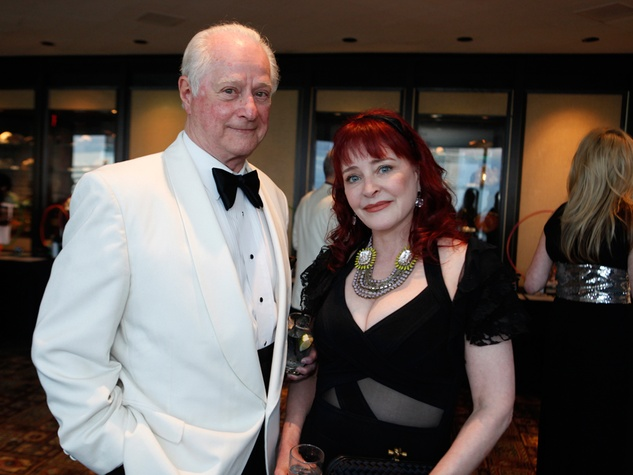 96 Harry Bowles and Kimberly Gremillion at the STAGES Xanadu Gala April 2014