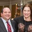 Richard and Elizabeth Husseini at the Preservation Houston Cornerstone Dinner February 2014