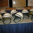 Alamodome auction and sale preview November 2013 astronaut helmuts